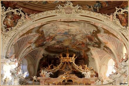 Tyrol (suite) Basilique de Wilten !