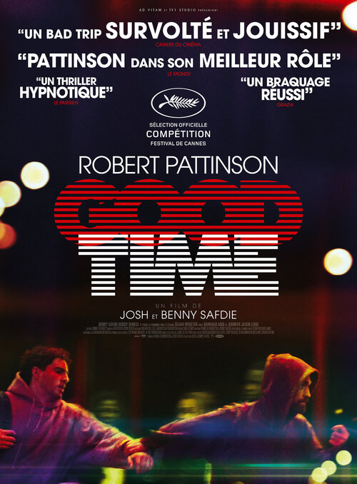 GOOD TIME : DÉCOUVREZ LE PREMIER EXTRAIT! Au cinéma le 13 septembre 2017