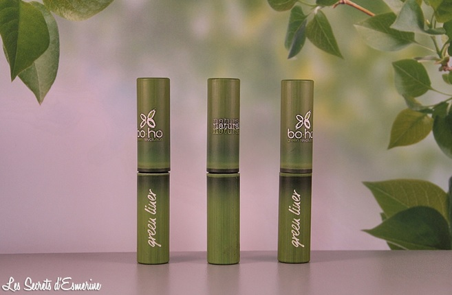 Collection Green Liner Bio de Boho Green Makeup... Test & Avis