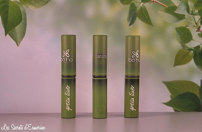 Collection Green Liner Bio de Boho Green Makeup... Test & Avis