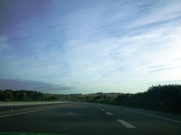 Excursion bretonne pour une remorque de chien