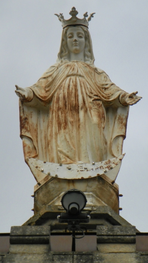 La Madone de Saint-Jean-de-Bournay
