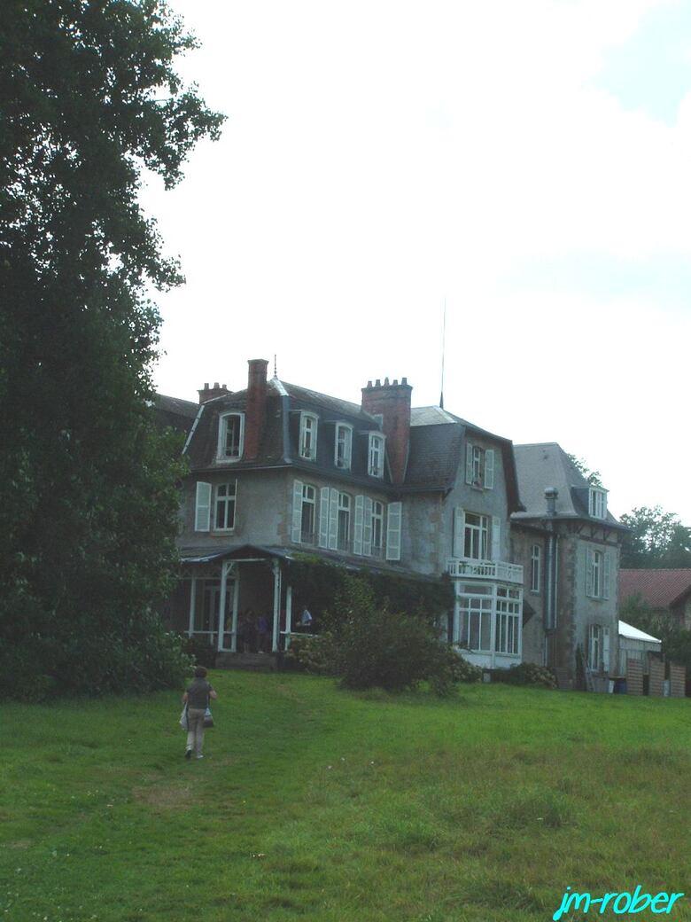 """Journées """" patrimoine """": Le château du Bas Marvent, un édifice et domaine datant du XVIIIè …...."""