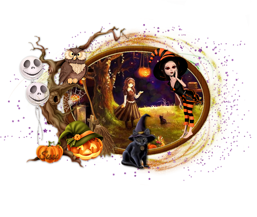 * Halloween* Défi de Resoya *