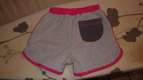 2 jolis shorts pour cet été
