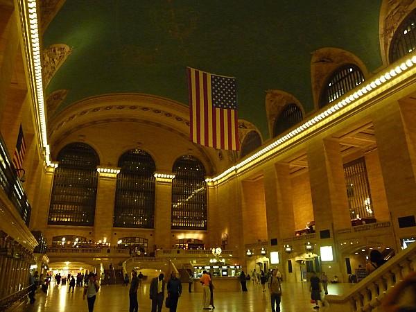 Intérieur Grand Central