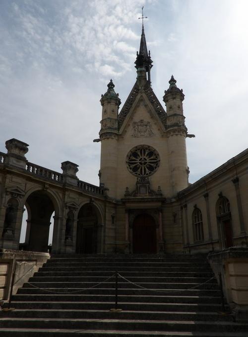 Le domaine de Chantilly ( 1 )