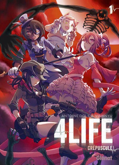 4life - Tome 01 - Antoine Dole & Vinhnyu