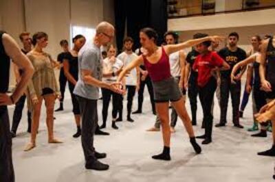dance ballet class william forsythe class