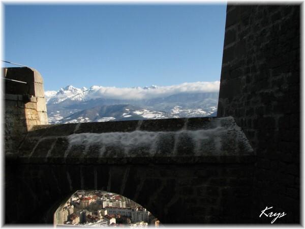 La Bastille à Grenoble (10)