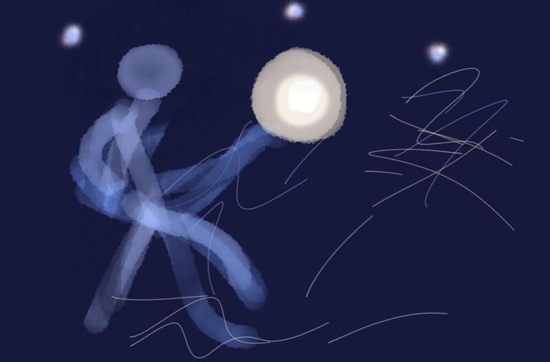 Le joueur de lune (2)