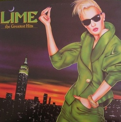 Lime - The Greatest Hits - Complete LP