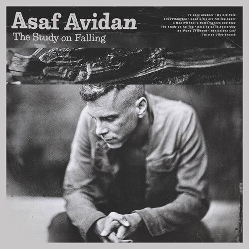 Asaf Avidan -The Study On Falling (2017) [Pop Folk]