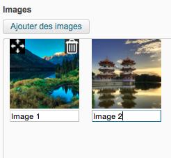 Galeries d'images
