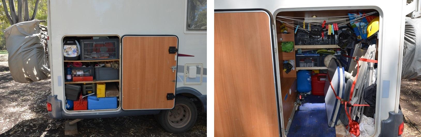 Rangement Soute Camping Car Venus Et Judes