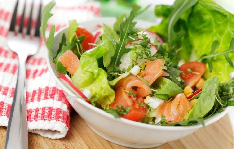 Салат морковный для диабетика