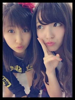 Apparitions d'Airi dans les blogs de Captain et Maa-chan