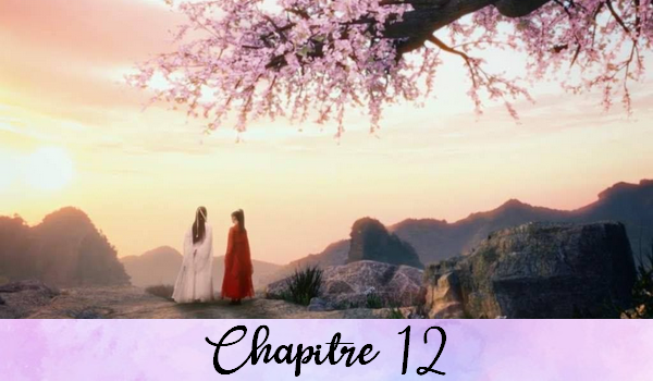 Chapitre 12 : Robe Blanche, Ombre Rouge