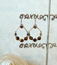 Boucles pierres anneaux et autres