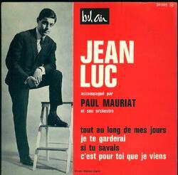 """Jean Luc """" décembre 1962 chez Bel Air (211 095) """""""