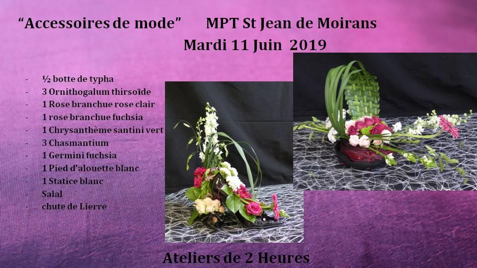 Accessoires de Mode : MPT St Jean de Moirans