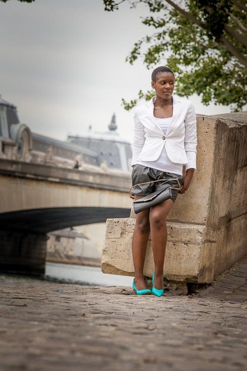 Sur les bords de Seine...
