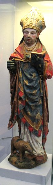 Saint Remacle de Stavelot († v. 664)
