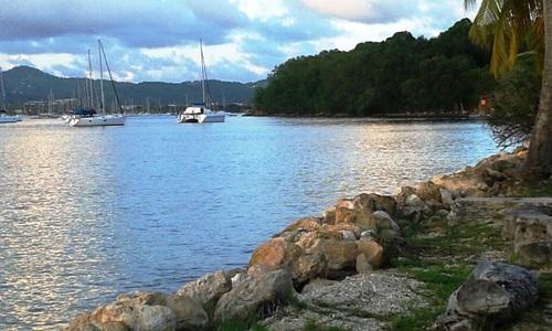 Couchers de soleil Martinique