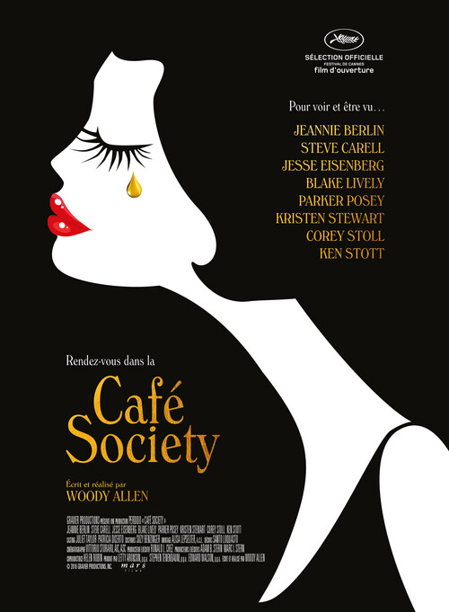 Zootopie - X-men - Café Society