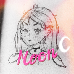 Mon personnage : Moon