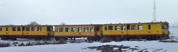 Le Train Jaune. (Février 2013)