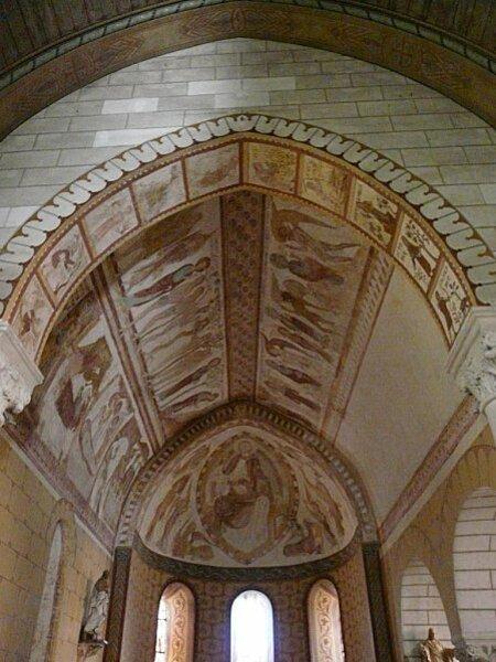 Eglise de Lignières de Touraine