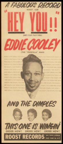 Eddie Cooley & The Dimples (1) - doo-wop