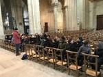 Visite de la Cathédrale de Noyon + atelier pavage