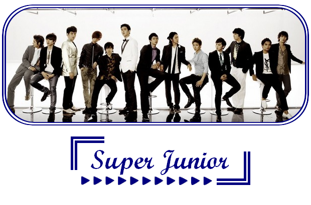 ✎ SUPER JUNIOR