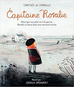Les incorruptibles - Prix 2020 - Sélection CE2/CM1 - Capitaine Rosalie