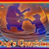 Coaching dog