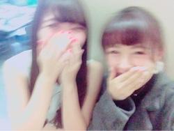 Apparitions d'Airi dans les blogs de Captain et Maa-chan