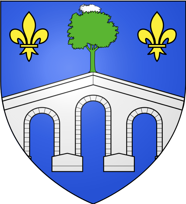 blason de l'abbaye de Pontigny