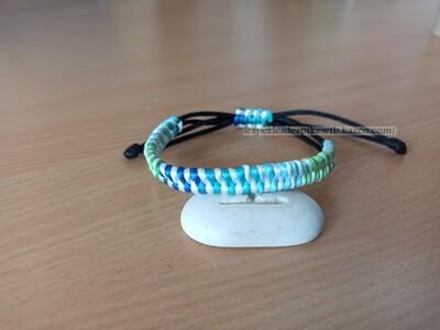 Bracelet Fishtail Knot (6 refait)
