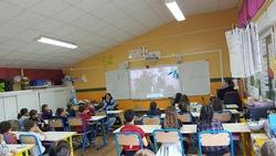 Témoignage école Adrien Tigeot de CORZE le 3/05/19