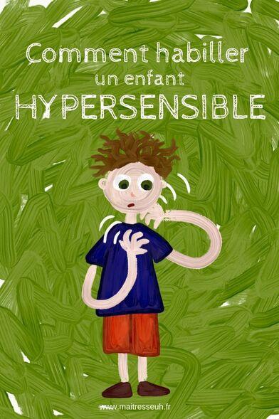 Comment habiller un enfant hypersensible (ou qui tient juste à son confort)