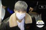29.11.2015 - Départ à l'aéroport d'Incheon
