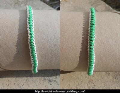 Bracelet Curling Millipede (7)