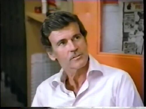 Don Murray dans Quaterback Princess.