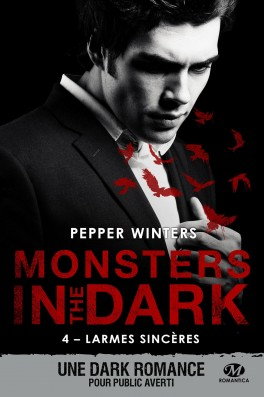 Monsters in the Dark - Pepper Winters - Love Lit'