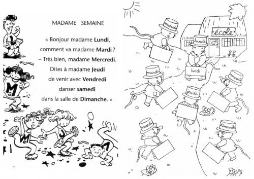 MADAME SEMAINE