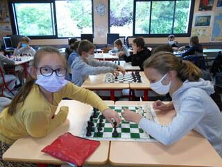 "Après-midi ""Jeu d'échecs"""
