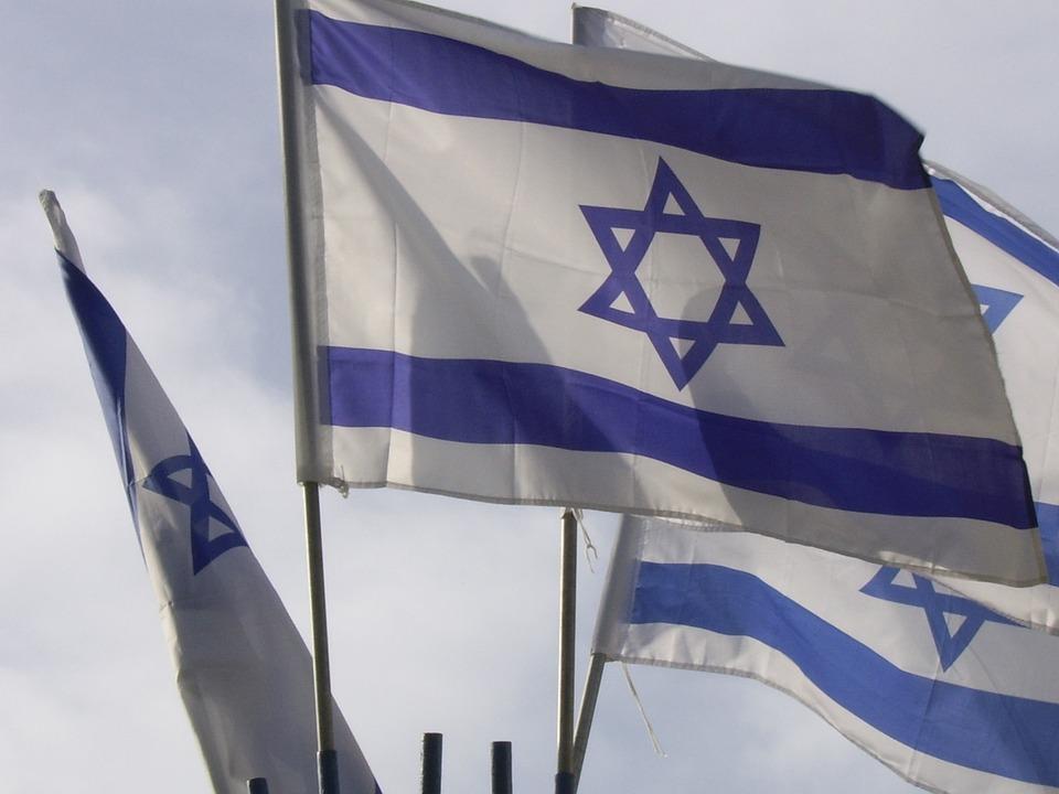Drapeau, Israël, Drapeau De Pays, Drapeau De L'État