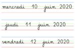 Programme du 11 et 12 juin 2020